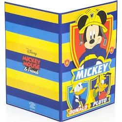 Mickey Mouse Gratulations kort 3D med kuvert