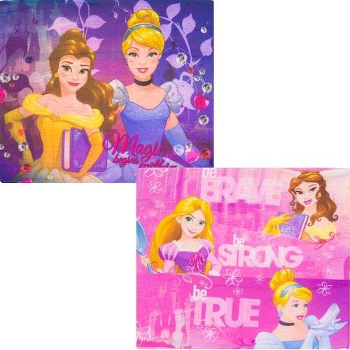 Disney Prinsess halsskydd/Skarf/Baklava