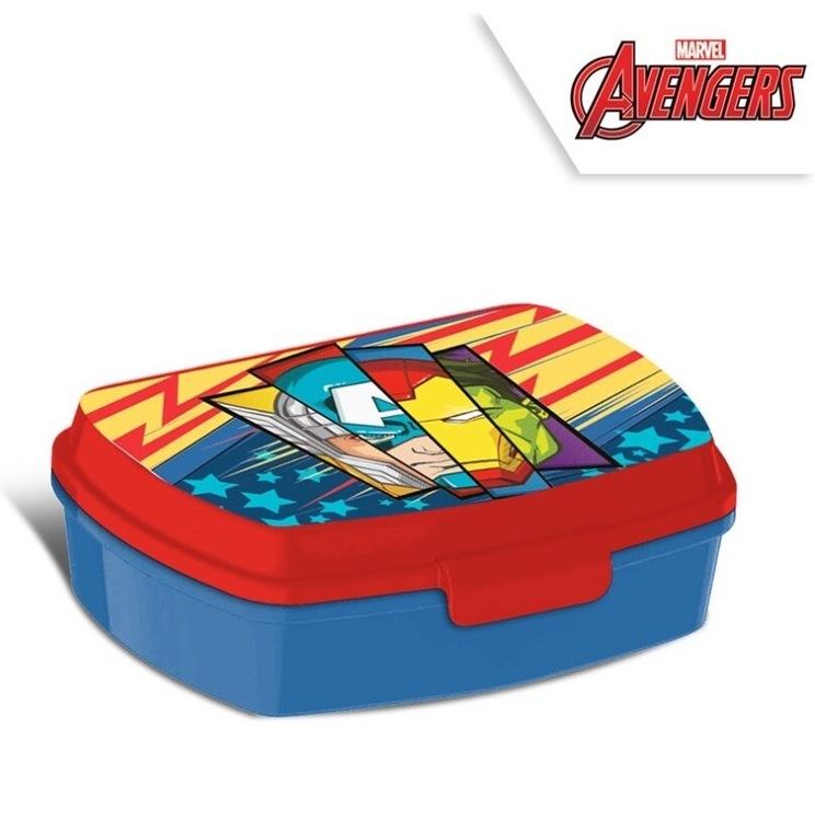 Avengers Matlåda i plast