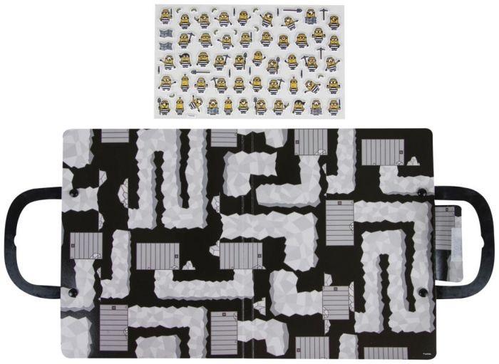 Minions Väska med 70 Stickers