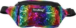 TinyBag magväska Rainbow metallic