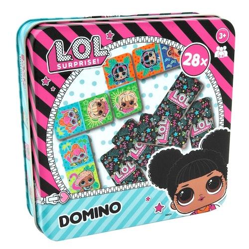 LOL Surprise Domino i plåtask