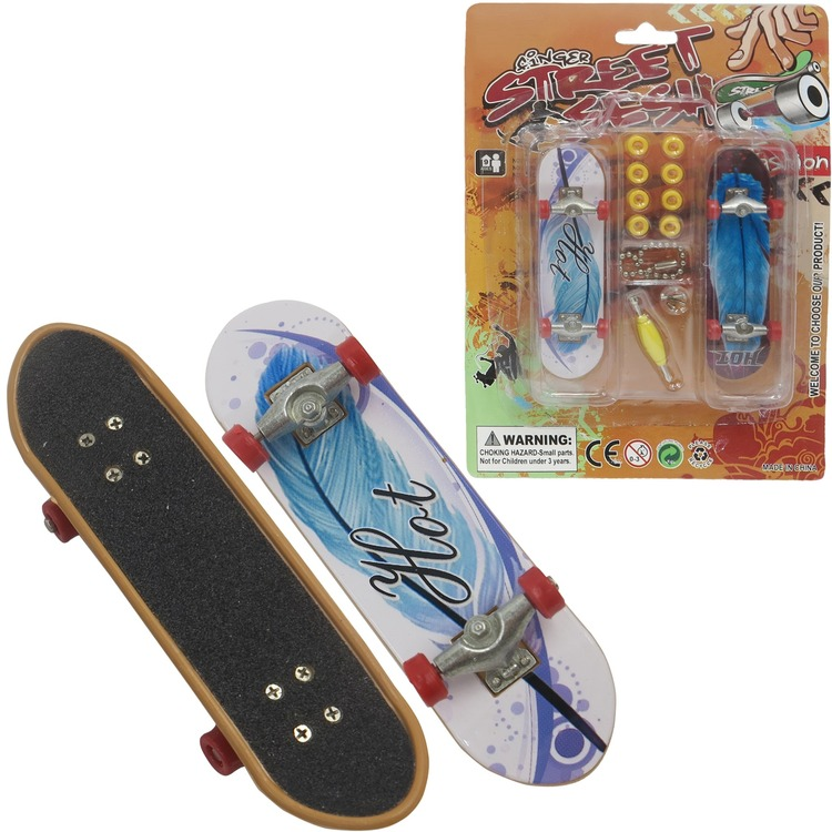 "Miniskateboards ""fingerboards"" 2-pack"