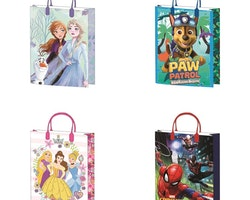 Disney Presentpåse i plast 25 cm