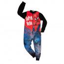 Spiderman Jumpsuit fleece