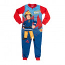 Brandman Sam Jumpsuit fleece