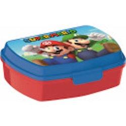 Super Mario Matlåda i plast