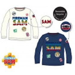 Brandman Sam tröja med paljetter