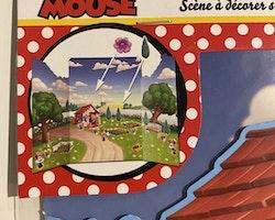 Minnie Mouse Stickers - Dekorera din egna värld