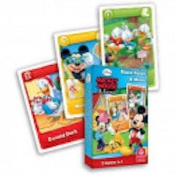 Mickey Mouse Svarte petter & Memo