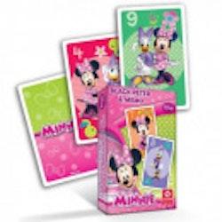 Minnie Mouse Svarte petter & Memo