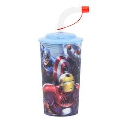 Avengers Sportflaska