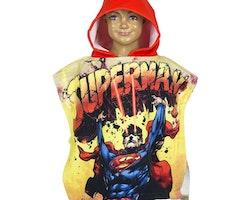 Superman Bad/Dusch Poncho