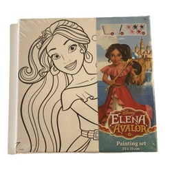 Elena från Avalor Canvas tavla - Måla din egna tavla