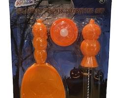 Halloween Pumpa kit