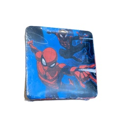 "Spiderman magisk Handduk ""magic towel"" 30*30"