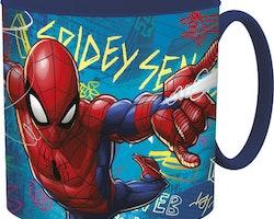 Spiderman plastmugg 265 ml