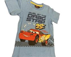 Cars Ljusblå T-shirt