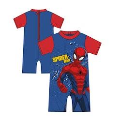 Spiderman Uv-dräkt Solskydd 50+