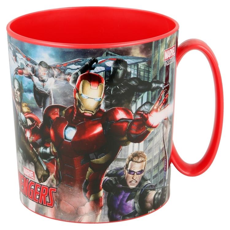 Avengers plastmugg 350 ml
