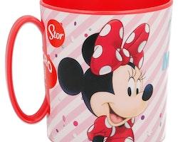Minnie Mouse plastmugg 350 ml