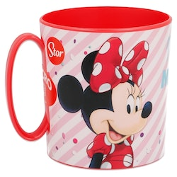 Minnie Mouse plastmugg 350 ml