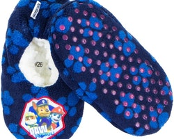 Paw Patrol Tofflor teddyfleece