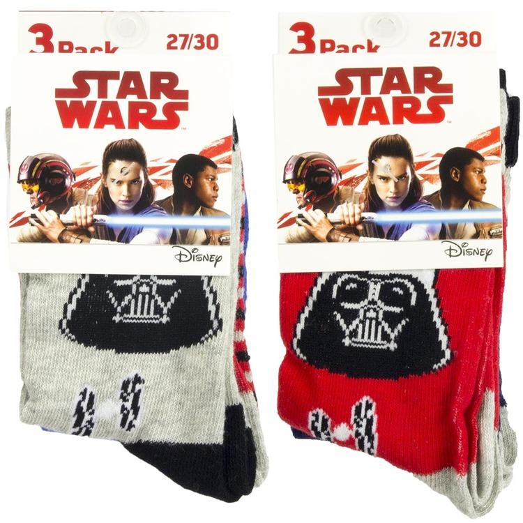 Star wars 3-pack strumpor