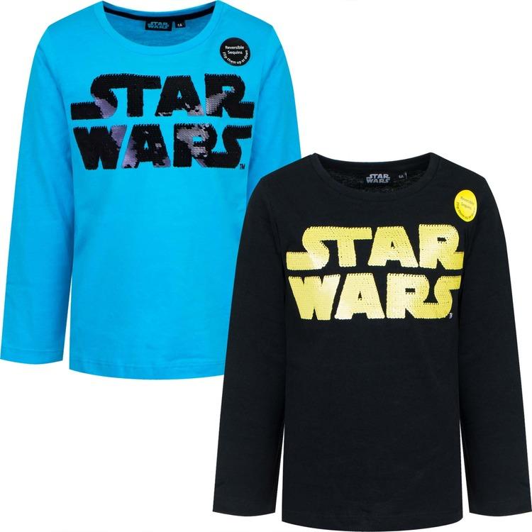 Star wars tröja med vändbara paljetter
