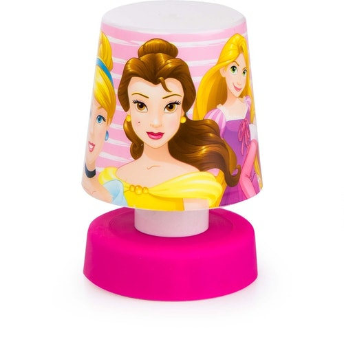 Disney Prinsess nattlampa