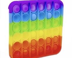 POP IT Fidget Toy Rainbow