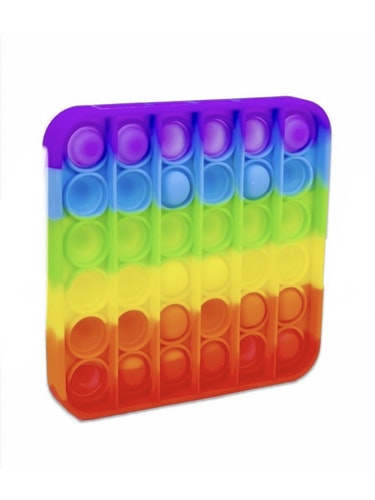 POP IT Fidget Toy Rainbow