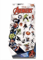 "Avengers Stickers ""puffy"""