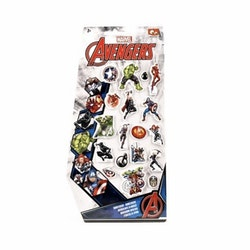 """Avengers Stickers """"puffy"""""""