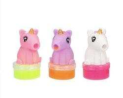 Unicorn Slime - Spottande unicorn