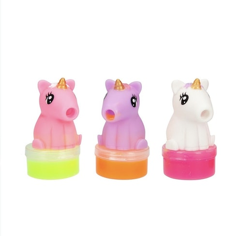 Unicorn Slime - Spottande unicorn