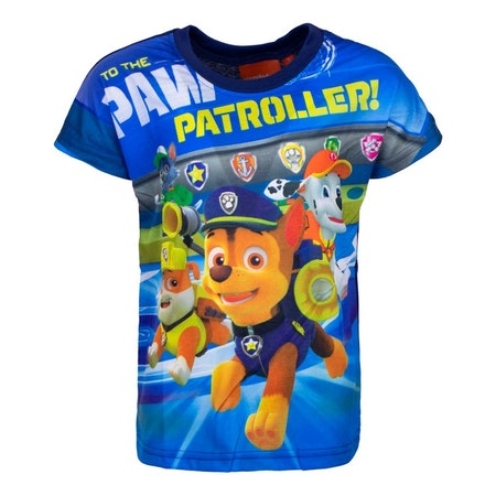 """Paw Patrol t-shirt """"paw patroller"""""""