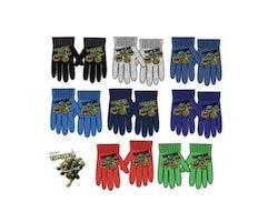 Turtles 3-pack Fingervantar