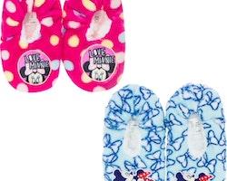 Minnie Mouse tofflor - Supermjuka