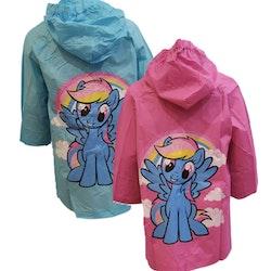 My little pony Regnjacka