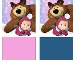 Masha and the bear baklava/Snood/tubhalsduk