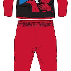 Spiderman Fleecepyjamas 2-delad