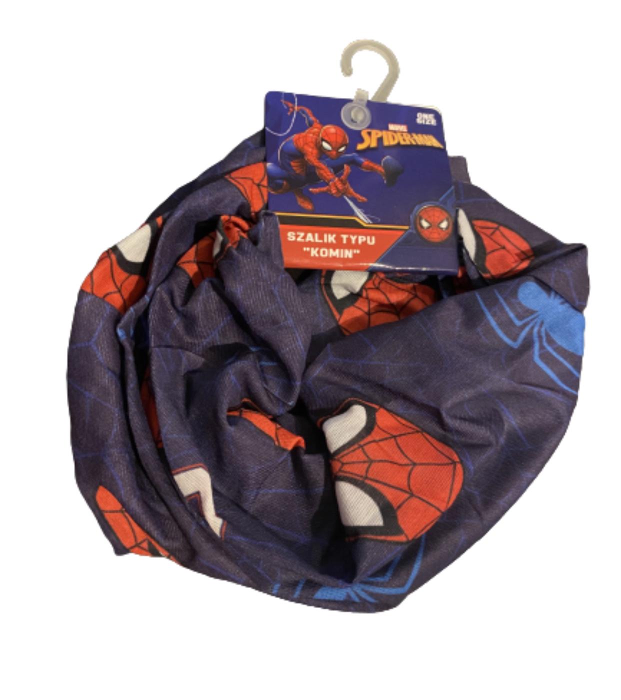 Spiderman Tubhalsduk