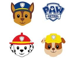 Paw Patrol 4-pack sudd