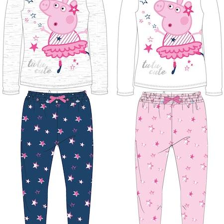 Greta Gris 2-dels pyjamas