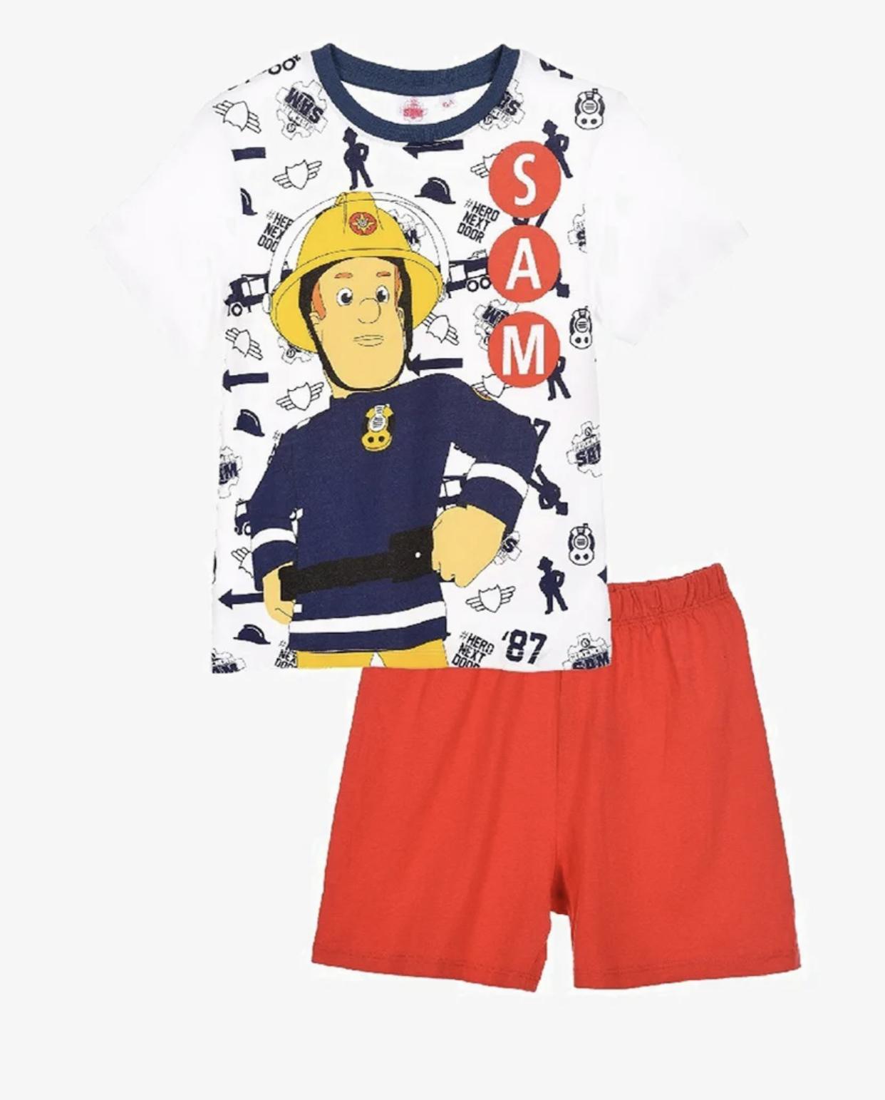 Brandman Sam Pyjamas