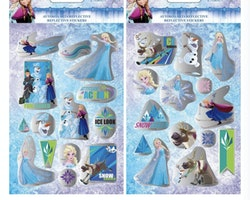 Frost reflex Stickers