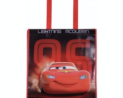 Cars Shopping väska Canvas
