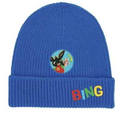 Bing mössa Blå