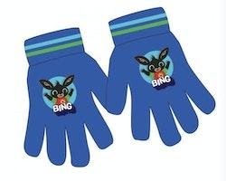 Bing Blåa Fingervantar
